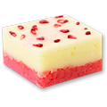 Raspberry and White Chocolate